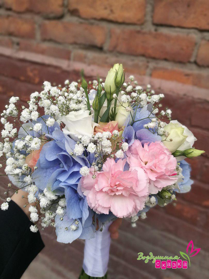 Доставка, букет невесты в питере купить