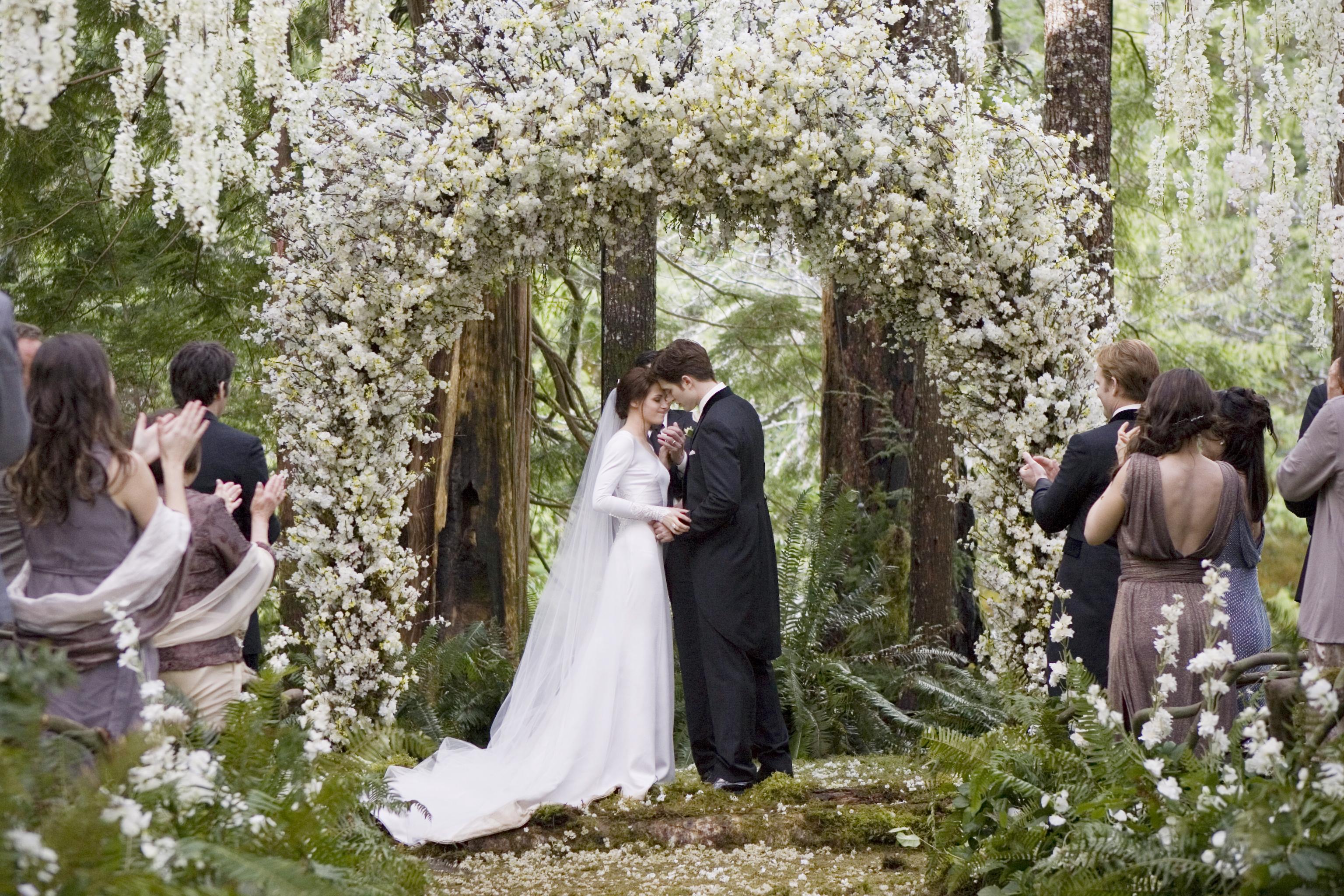 Фото из свадьбы рассвета
