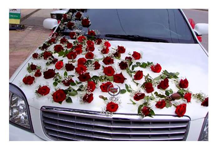 поздравления на свадьбу это вам вот на машину одно