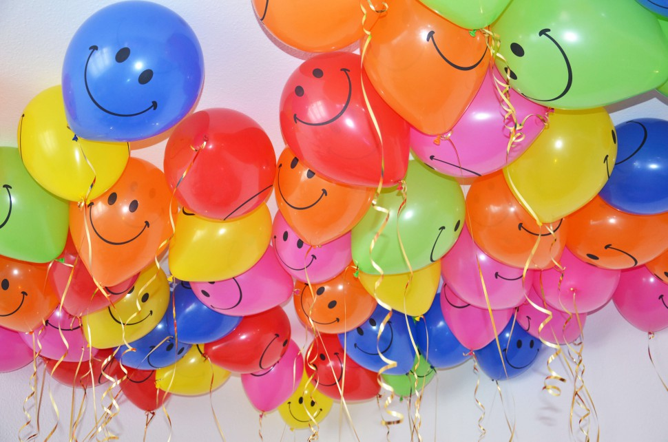 все разные картинки шариков к дню рождения первая цифра