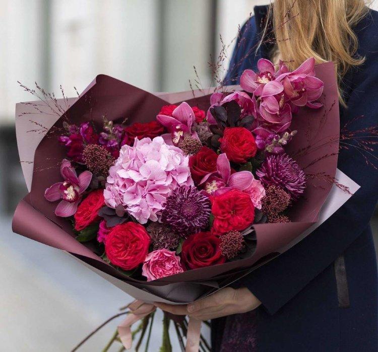 Заказ доставка цветов ст динская