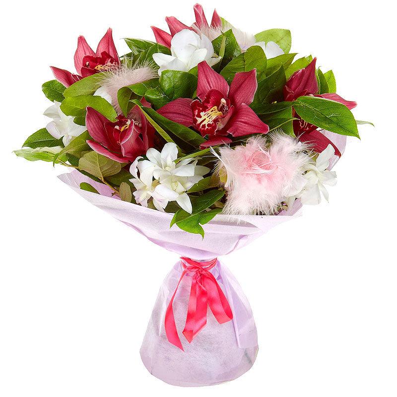 Цветов железногорске, букеты с орхидеями цена в украине