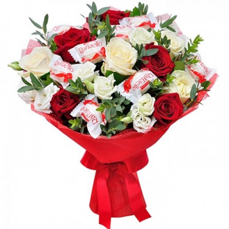 Цветы, заказать цветы в подарок в херсоне