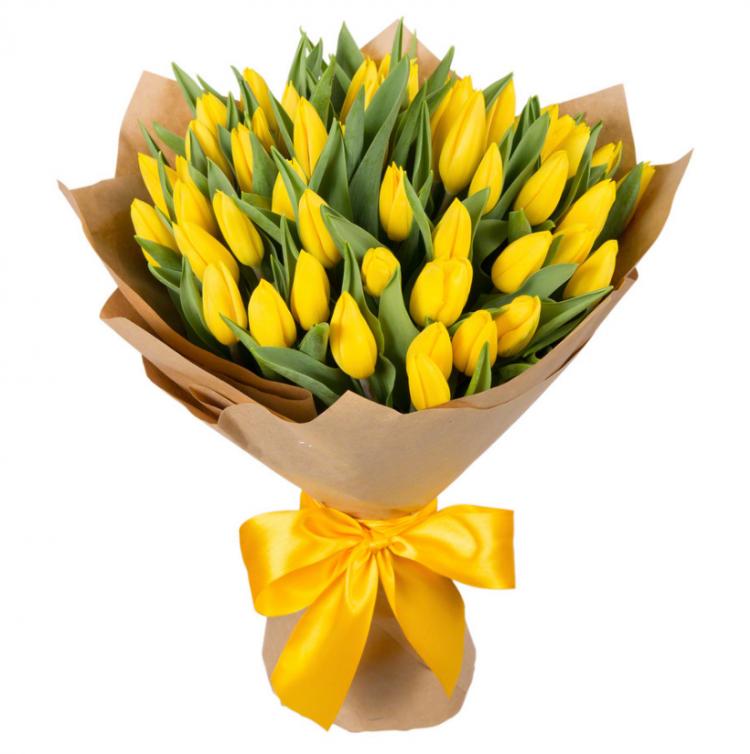 сайте картинки тюльпаны желто красные в букете сложность