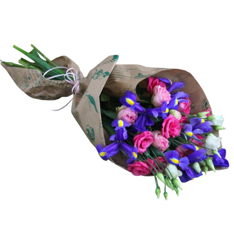 Сарапул доставка цветов круглосуточно, букет свадебный стол