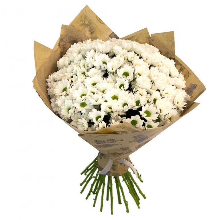 Букет, букет хризантемы купить в москва