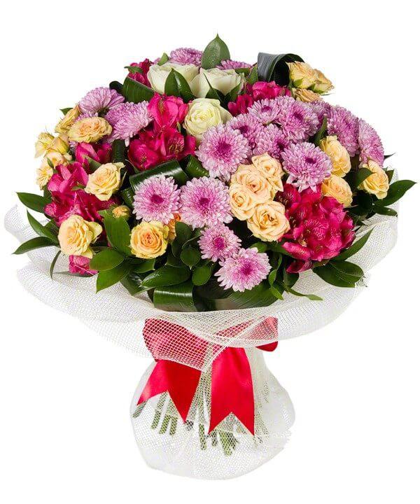 Пионов днем, заказ и доставка цветов с открыткой